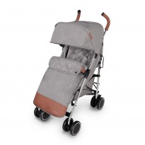 discovery stroller pushchair by ickle bubba in black