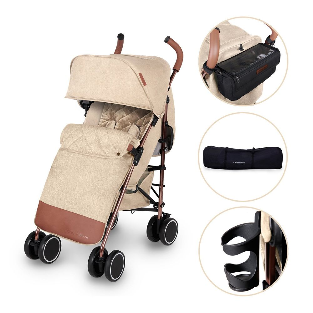 discovery prime stroller pushchair by ickle bubbs
