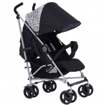 my babiie dreamiie by samantha faiers mb02 black leopard stroller pushchair
