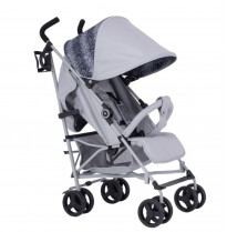 my babiie dreamiie by samantha faiers grey snake print stroller pushchair