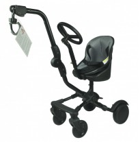 roma uptwon 4 wheeler sit n ride buggy board